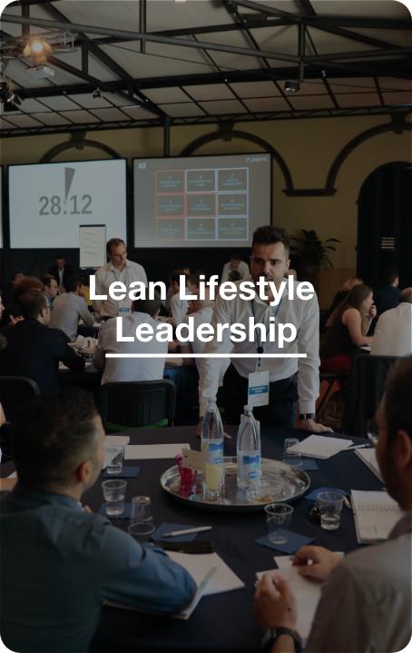Lean Lifestyle Leadership – Hover